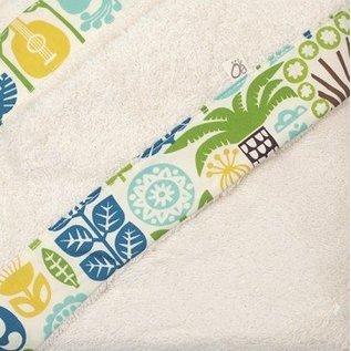 OKO Creations OKO Organic Hooded Baby Bath Towel