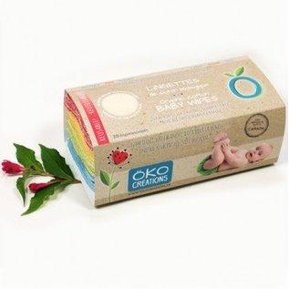 OKO Creations OKO Organic Wipes Bulk Pack