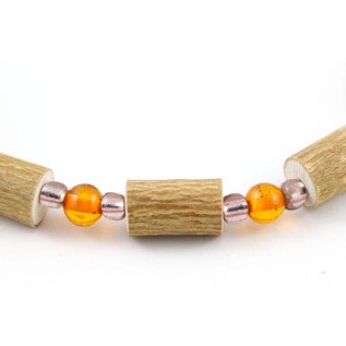 Hazelwood & Amber Baby Necklace