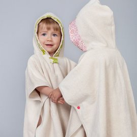 OKO Creations Hooded Bath Poncho (4 Designs)