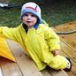 Splashy One-Piece Suit