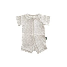 Parade Organics Parade Shorty Zip Romper (5 Designs)