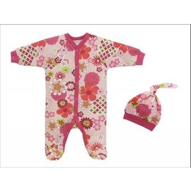 Itty Bitty Baby Co. Itty Bitty Sleeper Set, Micro Preemie - 6m sizes  (8 Colours)