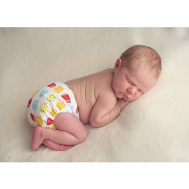 Sweet Pea Diapers Sweet Pea Newborn AIO Diaper