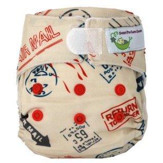 Sweet Pea Diapers Sweet Pea Newborn AIO Diaper