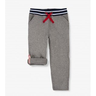 Hatley Hatley French Terry Roll-Up Pants