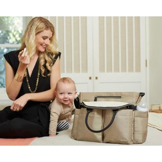 Chelsea Downtown Chic Diaper Bag