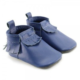 Mally Bibs Mally Mocs, Deep Sea