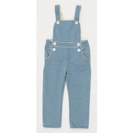 Dungaree with Back Pockets, Romy & Aksel