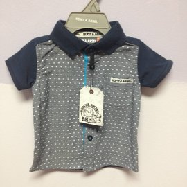 Romy & Aksel Polo Shirt w Pocket (2 Colours)