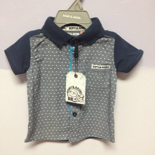 Romy & Aksel Polo Shirt w Pocket