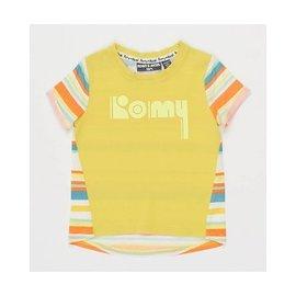 Romy & Aksel S/S Top with Print, Romy & Aksel