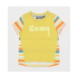S/S Top with Print, Romy & Aksel