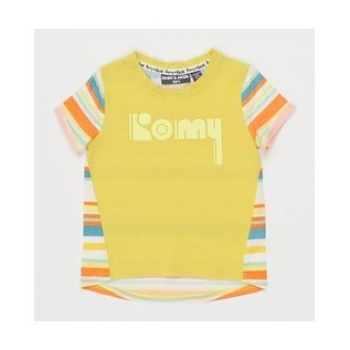 Romy & Aksel S/S Top with Print, Romy & Aksel