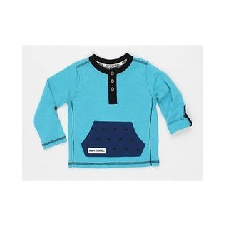 Romy & Aksel Top with Hood & Pocket, Romy & Aksel