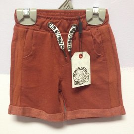 Romy & Aksel Bermuda Short w Drawcord, Sizes 2-6 (2 Colours)