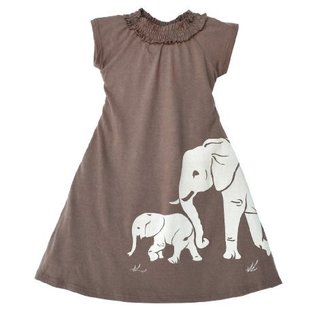 WeeUrban WeeUrban Dress, Elephant