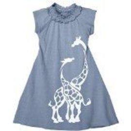 WeeUrban WeeUrban Dress, Giraffe