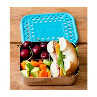 Lunchbots Trio Stainless Lunch Box (3 Colours)