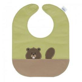 Mally Bibs Beaver Mally Bib