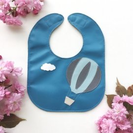 Mally Bibs Hot Air Balloon Mally bib