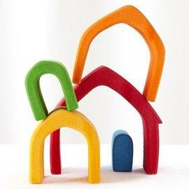 Grimm's Grimm's Multi-Colour House