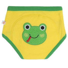 Zoochini Training Pant Single, Frog