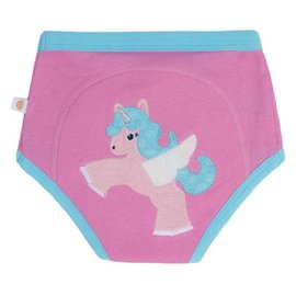 Zoochini Training Pant Single, Alicorn