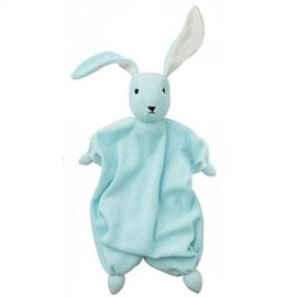 Peppa Baby Blue Tino Organic Bonding Doll