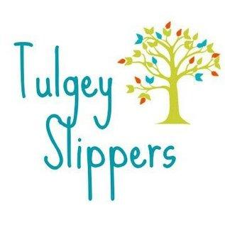 Tulgey Slippers Tulgey Slippers, Wild Raspberry