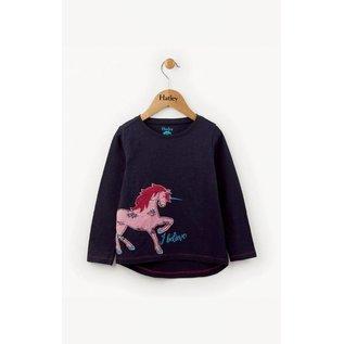 Hatley I Believe in Unicorns L/S Tee