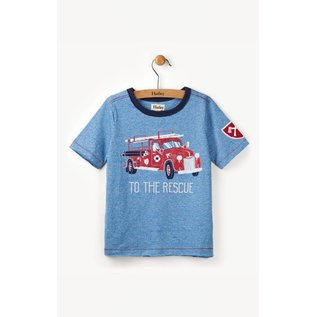 Hatley Hatley To The Rescue S/S Tee