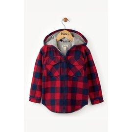 Hatley Hatley Plaid Lumber Flannel Jacket