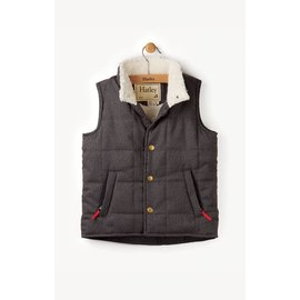 Hatley Hatley Quilted Sherpa Lined Vest