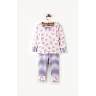 Hatley Hatley Organic Winged Unicorns Mini PJ