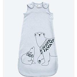 WeeUrban Mist Polar Bear WeeDreams Premium Sleep Sac
