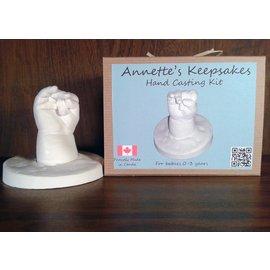 Child Hand Casting Kit