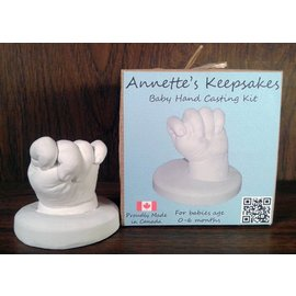 Baby Hand Casting Kit