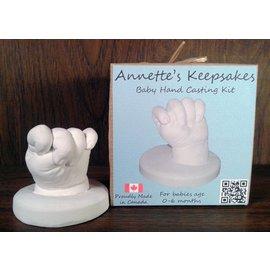 Baby Hand Casting Kit