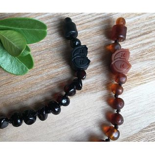 Healing Hazel Aroma Amber Baby Necklace