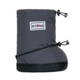 Stonz Grey Stonz Booties