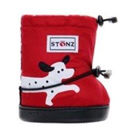 Stonz Red Spot Dog Stonz Booties