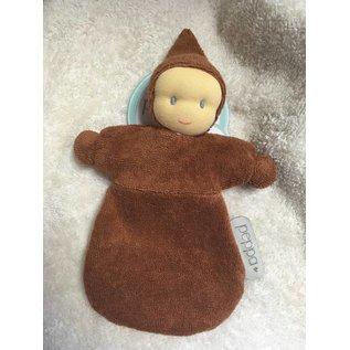Peppa Organic Dark Brown Baby Belle