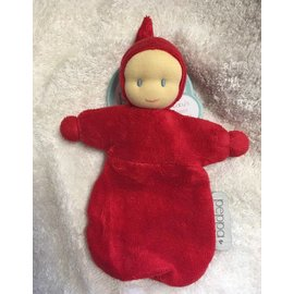 Peppa Organic Red Baby Belle