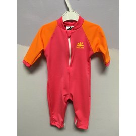 NoZone Watermelon Salsa Fiji Baby Suit