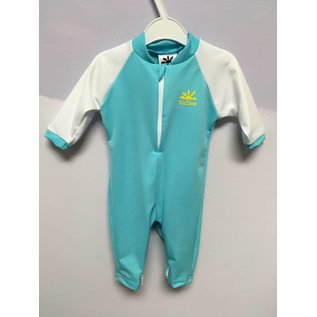 NoZone Hawaii White Fiji Baby Suit