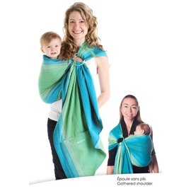 Chimparoo Lime Ring Sling, Chimparoo