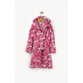 Hatley Winter Bunnies Fleece Robe