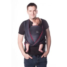Chimparoo Woven Wrap Carrier, Onyx