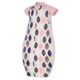 Ergo Pouch 1.0 TOG Sleep Suit Bag, Blush Leaf